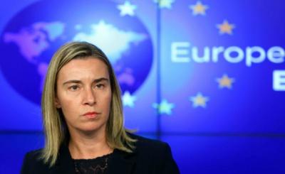 Могеріні хоче з'ясувати чи справді Велика Британія прагне вийти з ЄС