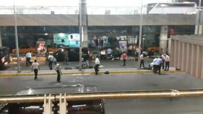 Кількість загиблих у стамбульському аеропорту збільшилася до 41 людини