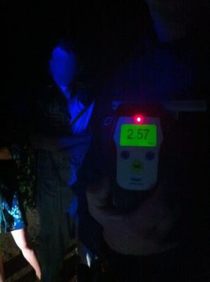 У Чернівцях поліція затримала п'яного водія мопеда, який їхав без шолома