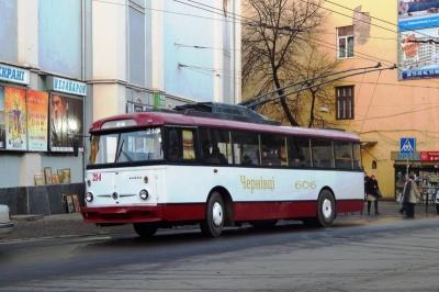 Подорожчання поки не буде: виконком Чернівців не ухвалив підняття тарифів на проїзд у тролейбусах
