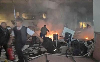 Теракт в аеропорту Стамбула скоїли громадяни Росії, Узбекистану та Киргизстану