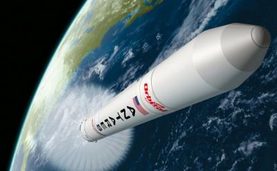 Україна спільно з США запустить модернізовану ракету-носій Antares