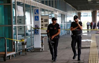 У Туреччині арештували 11 росіян, яких підозрюють у причетності до теракту в аеропорту Стамбула