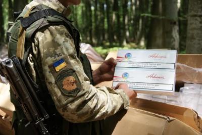 На Буковині за підозрою у причетності до контрабанди затримали лісника