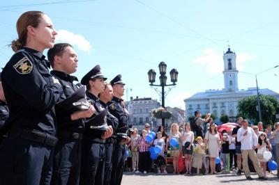 Жданов: Я стояв на сцені Майдану з начальником поліції Чернівців (ФОТО)