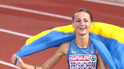 Українка стала чемпіонкою Європи у бігу на 800 метрів