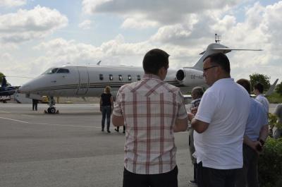 Каспрук сподівається, що депутати проголосують за виділення грошей на аеропорт
