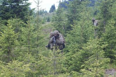 Мобільні прикордонні підрозділи розпочали навчання у Чернівецькій області (ФОТО)