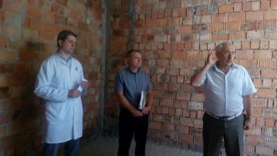 Фищук звинуватив управління Пуршаги через неосвоєні кошти на онкодиспансер у Чернівцях