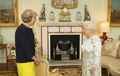 Тереза Мей офіційно очолила уряд Великої Британії