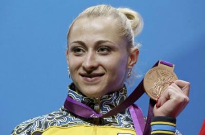 Українська важкоатлетка втратила олімпійську бронзу через допінг