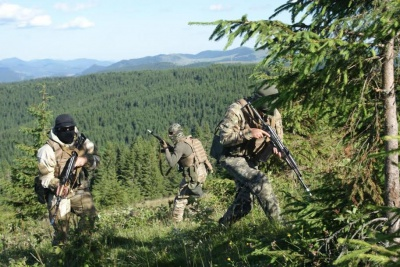 На Буковині мобільні підрозділи ДПСУ завершили навчання і приступили до охорони кордону