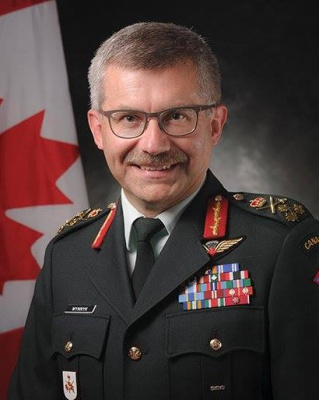 Армію Канади очолив онук емігрантів з України