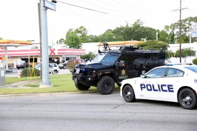 У столиці штату Луїзіана невідомий застрелив трьох поліцейських