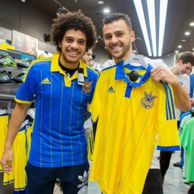 Шевченко може взяти у збірну двох бразильців