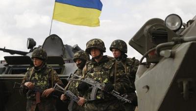 У зоні АТО загинули семеро українських вояків