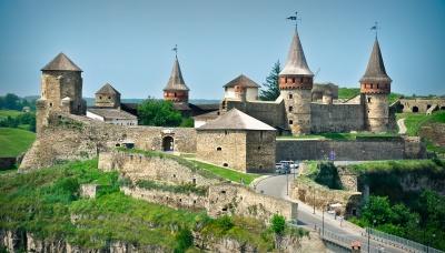 У Кам'янці-Подільському розкопали унікальну вежу XVII століття