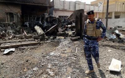 У Багдаді смертник підірвався на блокпосту, 11 людей загинуло, 33 людини отримали поранення