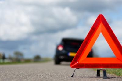 У Чернівцях авто збило пішохода, який переходив дорогу у забороненому місці