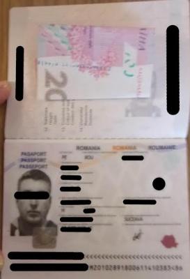 Громадянин Румунії у Порубному намагався відкупитися від прикордонників