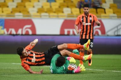 """""""Шахтар"""" перемогою розпочав сезон футбольних єврокубків"""