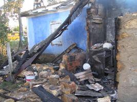 На Одещині пожежа забрала життя двох дітей