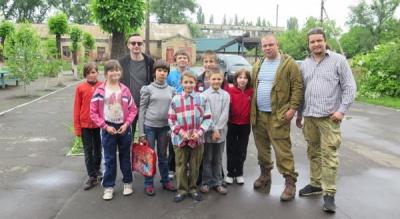 Жадан віддасть свою премію від Порошенка дітям Луганщини