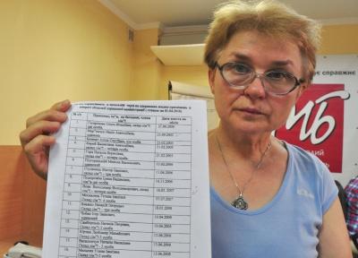 Чернівецька ОДА має намір видати житло чотирьом особам поза чергою, - чернівчанка