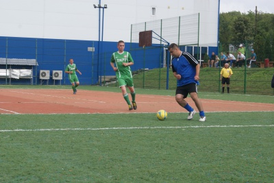 На Буковину з'їхалися прикордонники з усієї країни позмагатися з футболу