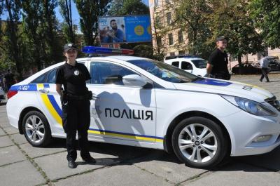 У Чернівцях вперше відзначили День національної поліції (ФОТО)