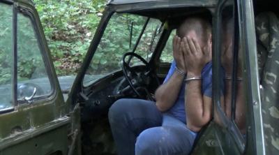 Прикордонники на Буковині підстрелили контрабандиста