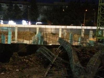 У Чернівцях новобудова на Героїв Майдану обвалилася через порушення у конструкції опалубки, - комісія
