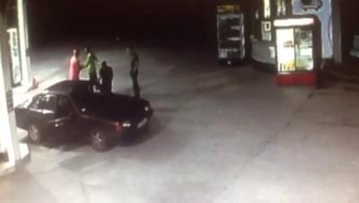 Поліція затримала буковинця, який підрізав таксиста (ФОТО)