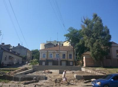 У Чернівцях почали будувати пам'ятник в'язням гетто (ФОТО)