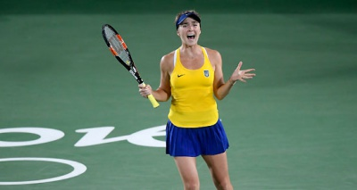 """На Олімпіаді українка Світоліна сенсаційно переграла першу """"ракетку"""" світу"""