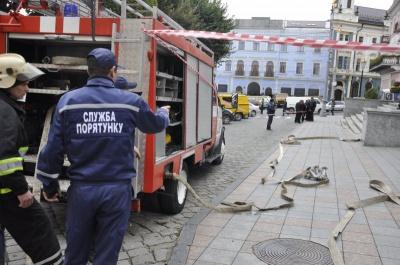 На Буковині і в Чернівцях існує терористична загроза і ймовірність терактів