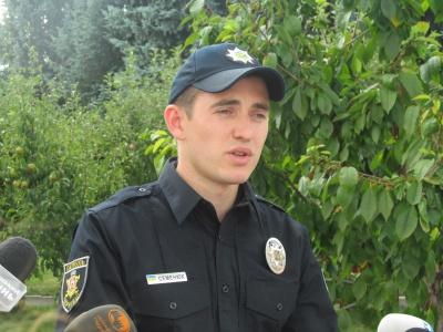 У Чернівцях поліція зі стріляниною затримала учасника масової бійки