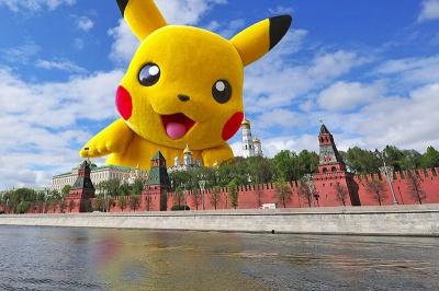 У Росії з Pokemon Go будуть боротися козаки
