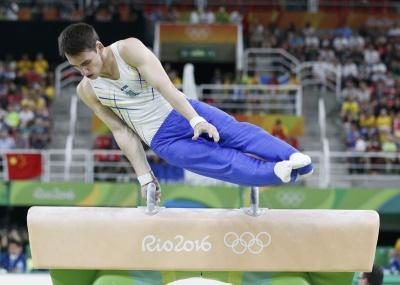 Гімнастичне обладнання з Олімпіади в Ріо передадуть Україні