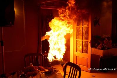 Буковинець сам себе підпалив у власному будинку