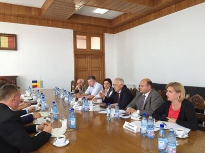 Чернівецька облрада і Сучавська повітова рада проведуть спільне засідання у жовтні