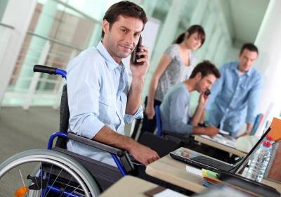 В Україні знизили ставки ЄСВ для працюючих інвалідів