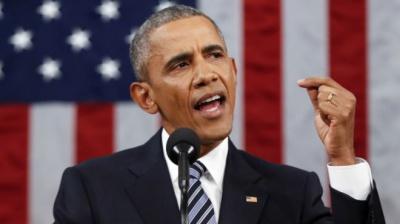 Президент США привітав Україну з річницею незалежності