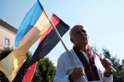 У Чернівцях розпочали святкувати День незалежності (ФОТО)