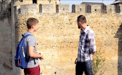 Мандрівники з Києва зняли вражаюче пізнавальне відео про Хотинську фортецю