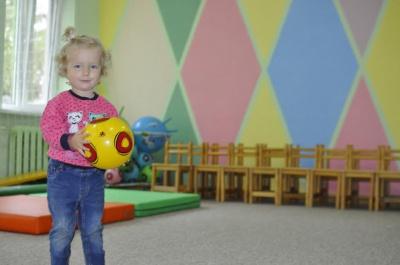 Батьки відремонтували спортзал у дитсадку у Чернівцях (ФОТО)