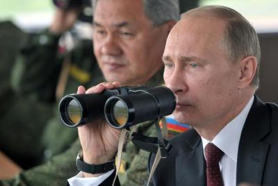 У Росії знову оголосили раптову перевірку боєготовності армії
