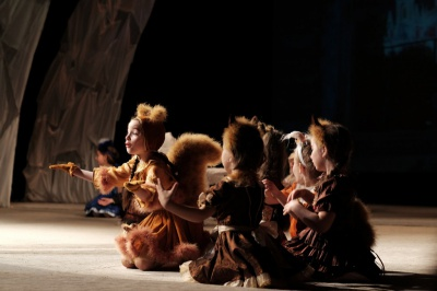 В Чернівцях набирають дітей у театральну студію