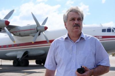 Злітну смугу в аеропорті Чернівців відремонтують до кінця року