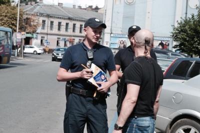Поліція у Чернівцях візьметься за пішоходів-порушників